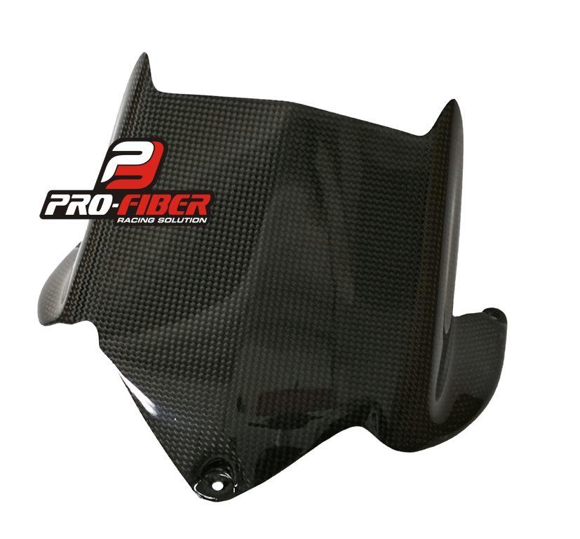 Carbon Fiber Rear Hugger For Kawasaki Ninja Zx 6r 2013 2018 636