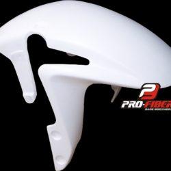 FIBERGLASS-FRONT-FENDER-MUDGUARD-HONDA-CBR-600RR-2007