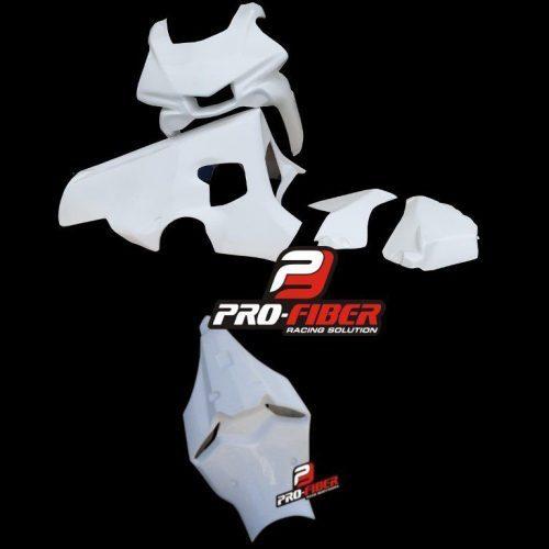 Fiberglass_front_fairings_seat_unit_Yamaha YZF_R1_2015_