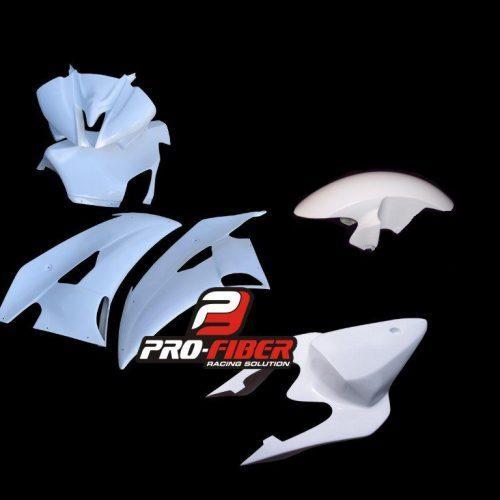 Fiberglass_race_ fairings_Yamaha_R6_2008_OEM