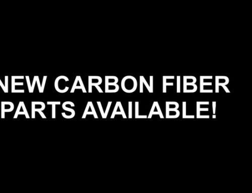 SUZUKI GSX-R 1000 2017 carbon parts available! :)