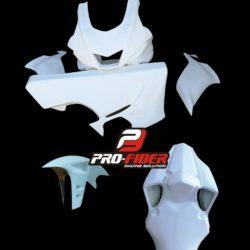Complete_fiberglass_SBK tail_Yamaha_YZF_R6_2017