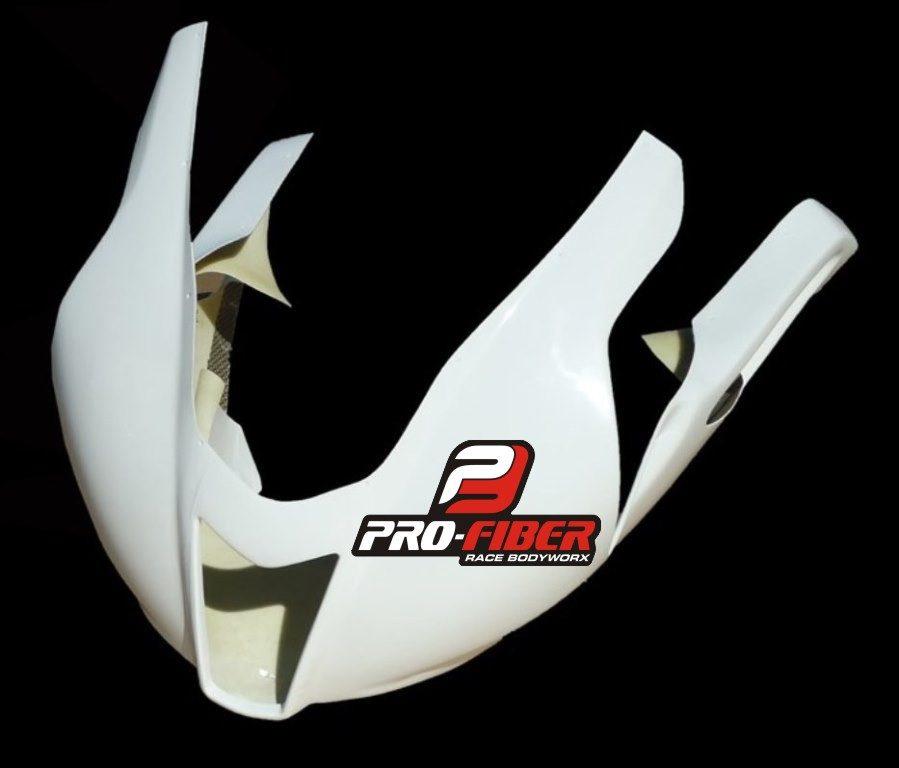 Fiberglass_race_upper_fairing_Aprilia_RSV1000_Mille_2004
