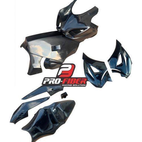 Black_fiberglass_complete bodywork_lower unit_upper unit_seat unit_Suzuki_GSXR_2017