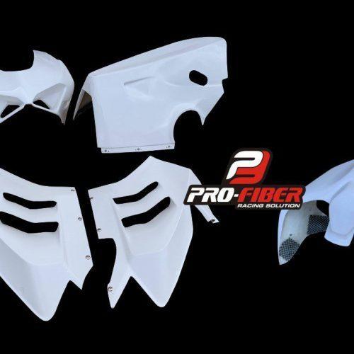 Fiberglass_front fairings_seat unit_Ducati Panigale_V4R
