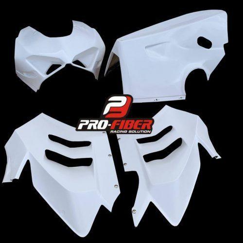 Fiberglass_front_fairings_Ducati Panigale_V4R