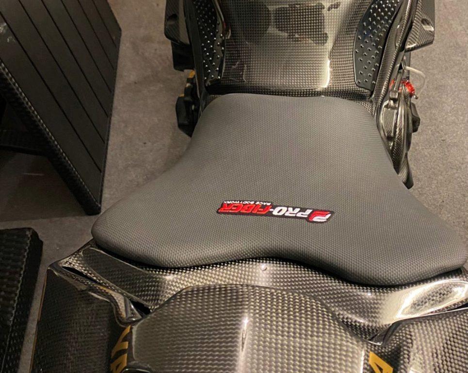 YAMAHA PRO SEAT PAD